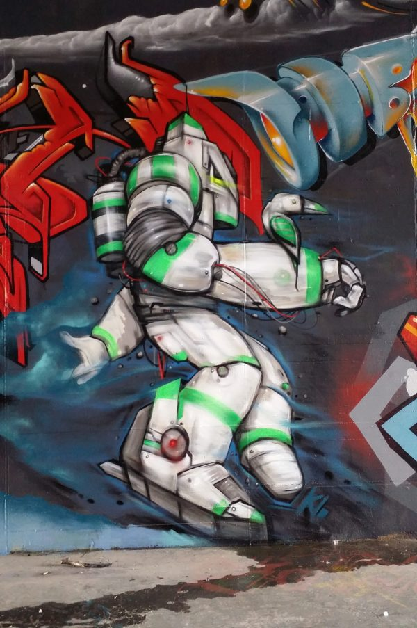 """At """"Meeting of Styles"""""""
